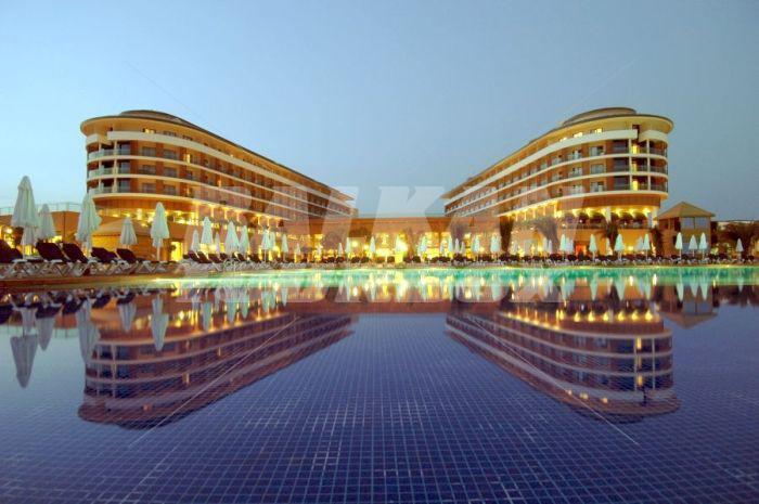 هتل ویاژ بلک