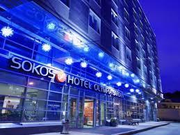 هتل سوسکوس المپیا سنت پترزبورگ