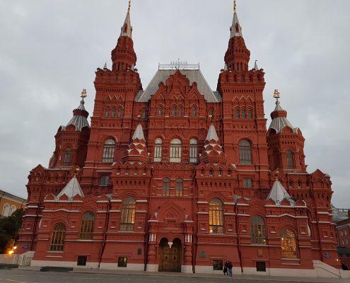 تور روسیه میدان سرخ