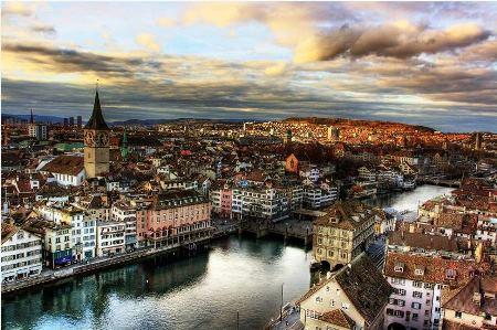 تور سوئیس فرانسه